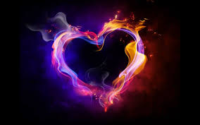 colorful heart wallpapers.  Wallpapers Colorful Heart Wallpapers On T