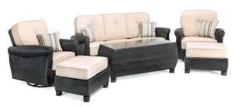 stunning furniture outdoor sofa beautiful tan 6 patio furniture set swivel rockers sofa margaritaville 6 pc