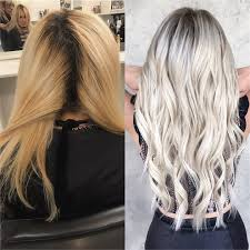 How to get really blonde hair