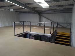 office mezzanine floor. Storage Mezzanine Office Floor