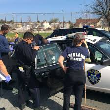 car fleeing marshals slams into van in oakland photos sfgate this man was mistaken by federal agents as a wanted fugitive authorities say the