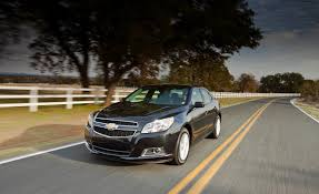 2013 Chevrolet Malibu Eco First Drive – Review – Car and Driver