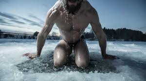 cold shower and ice bath benefits