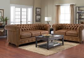 Tufted Living Room Set Download Astonishing Distressed Leather Living Room Furniture