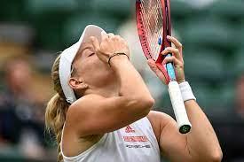 Wimbledon 2021: Angelique Kerbers Sieg gegen Karolina Muchová - Wenn Träume  siegen lernen - DER SPIEGEL