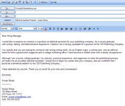 Collection of Solutions Cover Letter In Body Of Email Example On Template  Sample