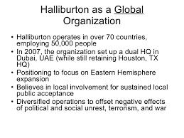Halliburton Final Beta
