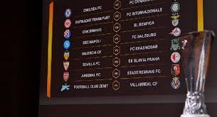 Sorteggi europa league ottavi 2019