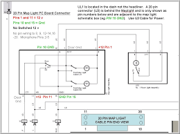 prius v verses gen ii 2004 09 priuschat finally a wiring diagram notes on the maplight itself which allows someone to tap into power
