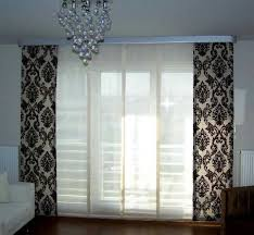 Beautiful Modern Curtains For Sliding Glass Doors Nice White Rectangle Leather In Decorating Ideas