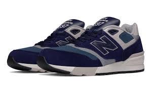 new balance blue. nb 597 new balance, blue black with orion \u0026 grey balance