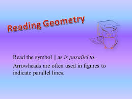 parallel planes symbol. read the symbol || as is parallel to. planes e