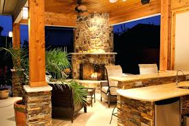 custom outdoor fireplaces custom outdoor fireplace covers