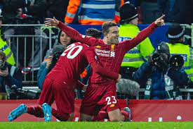 Shaqiri doubles liverpool's lead v. Shaqiri S Unbelievable Comeback Milner S Hilarious Message To Fans After Everton Thrashing Liverpool Fc This Is Anfield