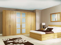 design your own bedroom. oak double frames and plain panelled doors design your own bedroom