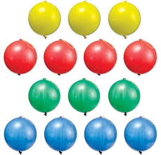 <b>Punch Balloons</b> Value <b>Pack</b> 14ct | Party City