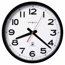 traditional round wall clocks for