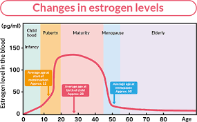 Menopause Hormone Levels Chart Nutrition After Menopause Otsuka Pharmaceutical Co Ltd