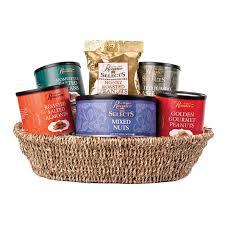 roasted nuts gift basket