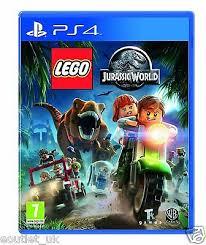 ¡vamos a jugar con todos los juguetes! Lego Jurassic World Ps4 Kids Game For Sony Playstation 4 New Sealed 14 69 Picclick Uk
