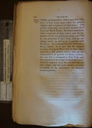 both images page 126 of john marshall the life of george washington philadelphia c p wayne 1804 on the top beaten edges cut and bound in full calf