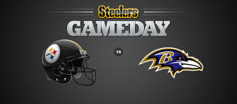Pittsburgh Steelers Vs Baltimore Ravens Heinz Field In
