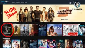 that s the place of tollywood in amazon prime video teluguvadu a new sight for telugu people a telugu and english with exclusive telugu