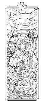 Helheim Sorceress By Deviantashtareth Deviantart Com