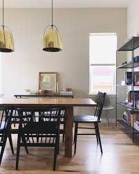 industrial inspired lighting. Industrial Inspired Lighting. Brass Pendant Dining Room Wire Dome Pendant. Photo By Daniele Glaser Lighting