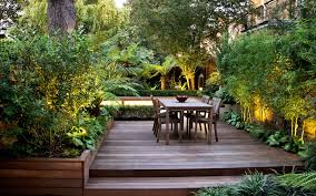 Small Picture Lush garden design Mylandscapes modern garden designers London