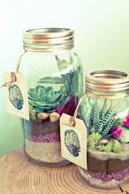 Decorating Mason Jars For Gifts 100 Terrarium Wedding Centerpieces 12