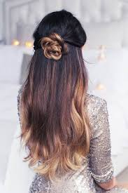 and easy to do you can go with this flower braid half up half down hairstyle this is definitely one of those half up half down prom hairstyles that