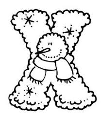 64 Beste Afbeeldingen Van Winter Kleurplaten Snowman Coloring
