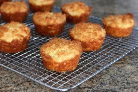 Cheese Cornbread Muffins Recipe