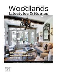 Carol S Lighting The Woodlands Texas The Woodlands Lifestyles Homes March 2015 By Lifestyles