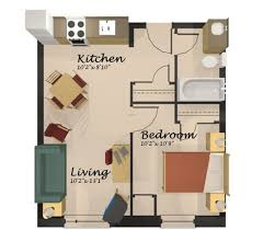 images about Guest house on Pinterest   One Room Houses    Home Design One Room Apartment Floor Plan  Apartment  Floor Plan Modern One Room House
