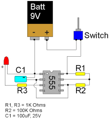 firefly diorama Led Flasher Wiring Diagram want to make your own flasher circuit without buying the flashing style led's or do you have regular led's and want to make a circuit so they flash ? grote led flasher wiring diagram