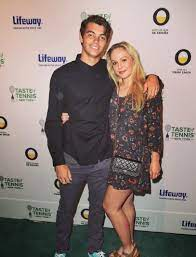 Taylor Fritz's New Girlfriend Morgan Riddle and Divorced Wife Raquel Pedraza