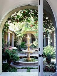 three tier outdoor fountain