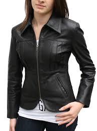 las leather jacket