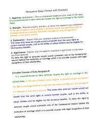 same sex marriage persuasive essay biodata same sex marriage persuasive essay