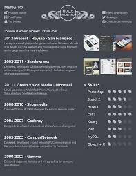 Ux Resume UX Designer Resume 24 How To Make Your Resume Stand Out Jon 14