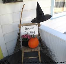 Park Your Broom