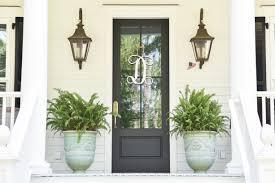 front door monogramFront Doors Winsome Monogram Front Door Wooden Monogram Front