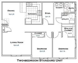 DU Apartments  Floor Plans U0026 Rates  Aspen Gate ApartmentsApartments Floor Plans 2 Bedrooms