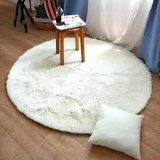 round cream rug super soft gy rugs area modern living room carpet bedroom washable solid round cream rug