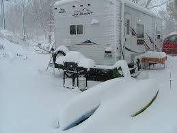 Image result for winter skirting rv