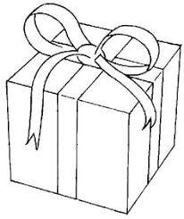 birthday present clip art black and white. Unique Art Gift Black And White White Clipart  Inside Birthday Present Clip Art Black And White
