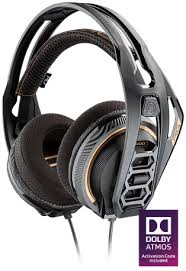 <b>RIG 400</b> with <b>Dolby</b> Atmos, Gaming Headset | <b>Plantronics</b>, now Poly