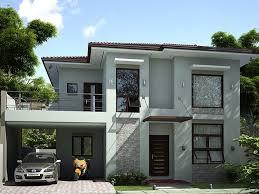 simple modern home design. 2 Storey Simple Modern House Design Simple Modern Home Design Pinterest